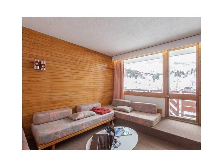 Appartement au pieds des montagnes