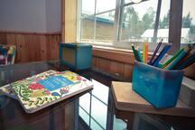 desk time creativity