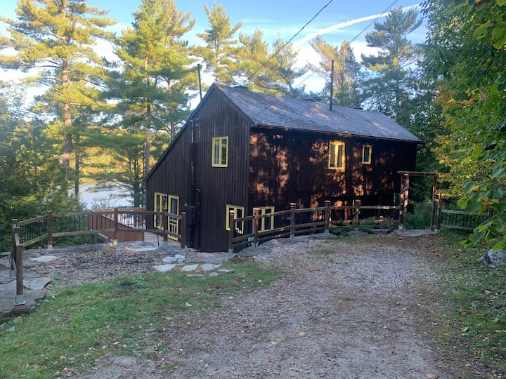 Cottage Lac St Pierre - Come and Relax