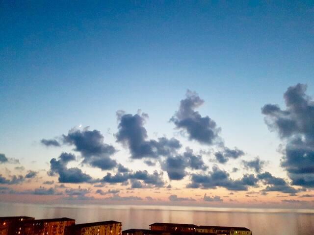 Апартаменты KSENIA с видом на море
