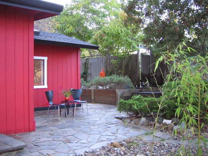 Mid Century Guest Cottage