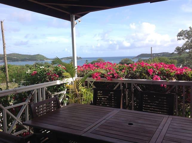 Almond Tree House, Falmouth, Antigua. Great Views - Saint Paul - House