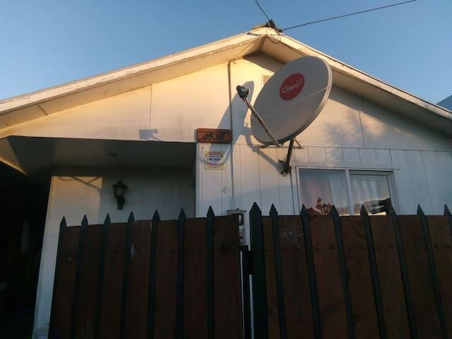 Casa sur de Chile