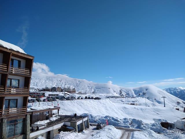 Apartment Vista 2 / New Gudauri near ski lift
