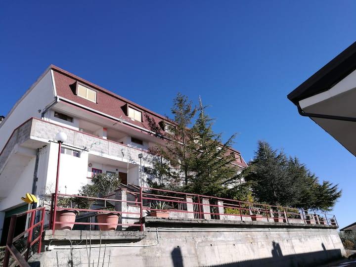 Casa Tetto Lucano-Impianti sciistici di Viggiano