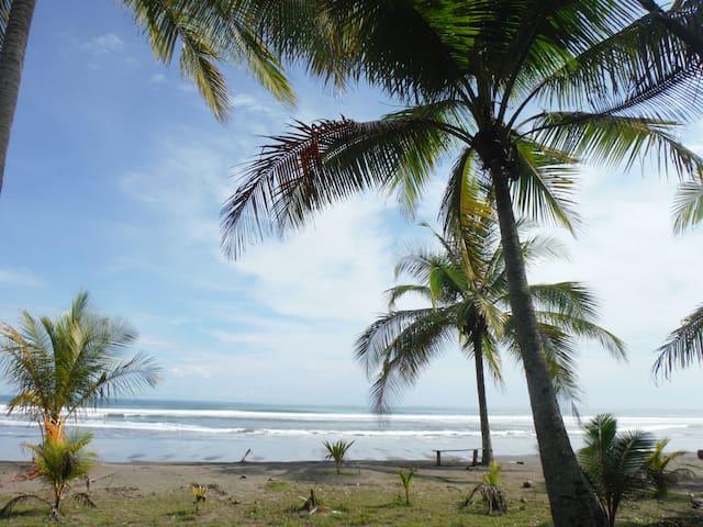 Villa Feliz,Beachfront ,bicycle ride,Fishing,Surf