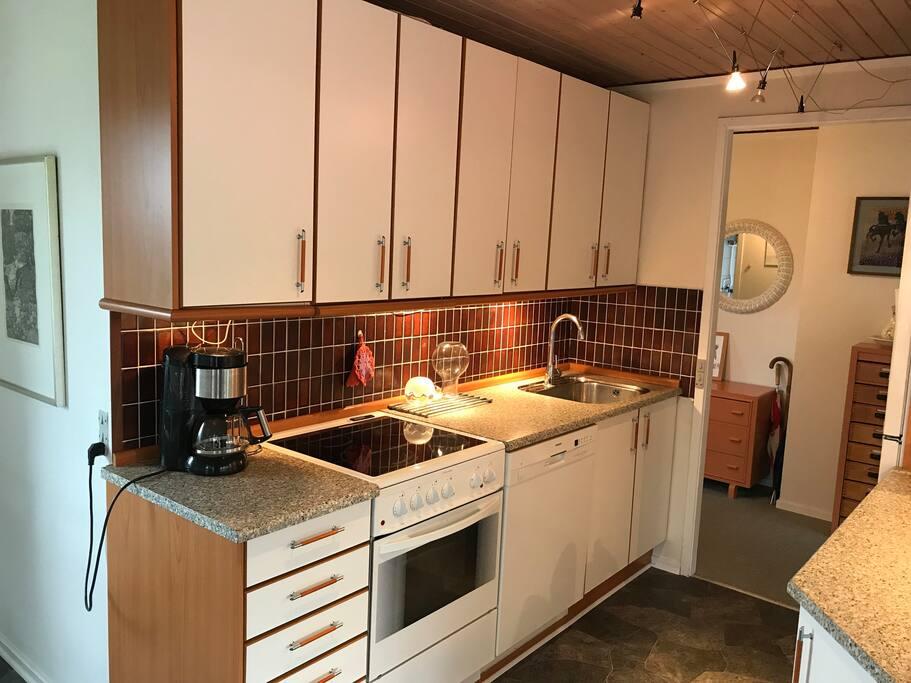 Køkken billede 1
