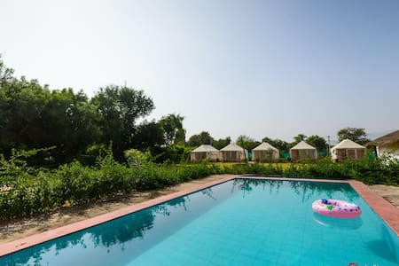 Camping  Resort 2 - Pushkar - Barraca