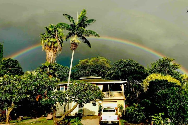 HALE AKALA House of Sun   Lovely Ocean view home