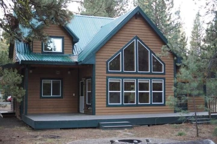 PAYETTE FORWARD CABIN Adj to Ponderosa State Park - McCall - House