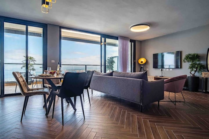 Nwe penthouse - 2BR - Hadar Carmel