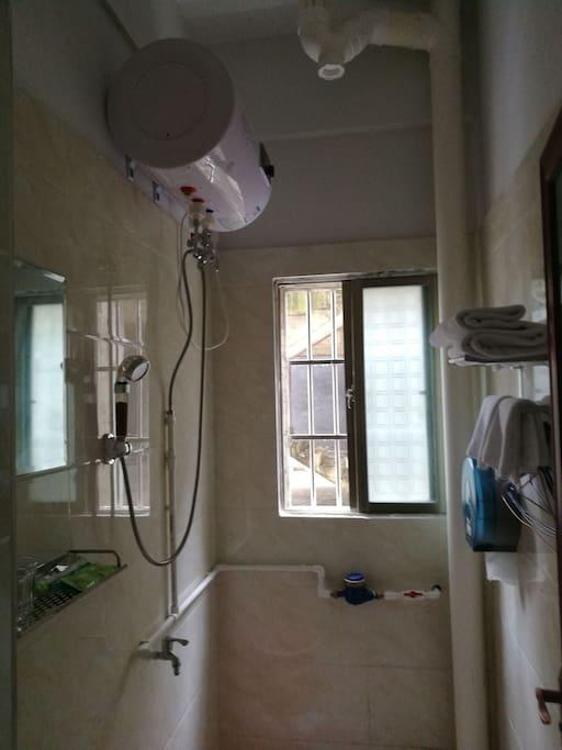 浴室,洗水间