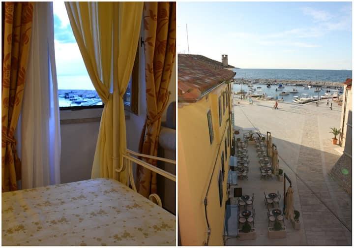 Suite superiore room sea view