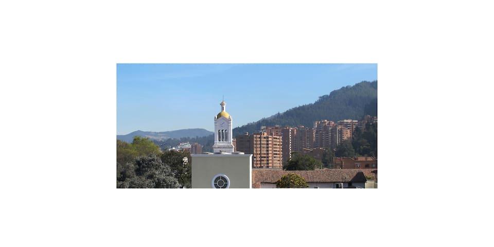 Enjoy the best Bogotá in Usaquén! - Bogotá - Apartment