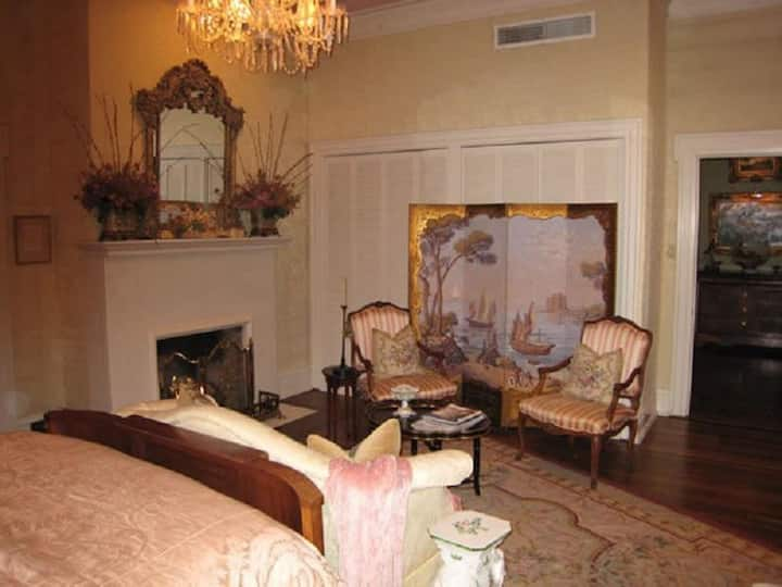 Belle Oaks Inn  - Boothe Bridal Suite