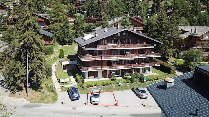 Perfect appartement next to Medran ski lift