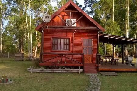 acogedora cabaña de campo en Colón 2/4 personas