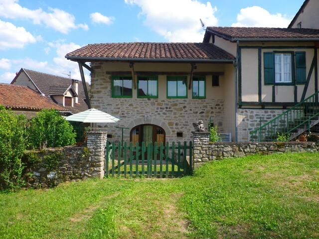 Maison Quercynoise rénovée tout confort