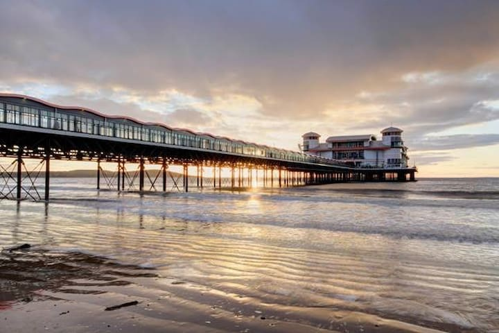 Arline's guide to Weston-s-Mare