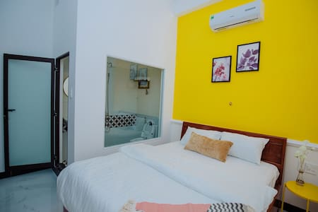Double Room 2 - Rome Hostel