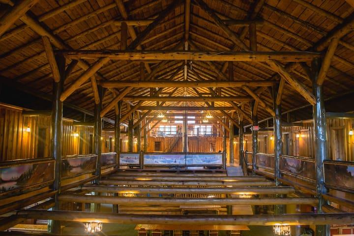 Room #7 in Historic, Stunning Range Rider's Lodge