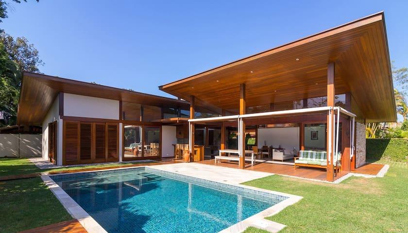 Beautiful Home - Itamambuca Ubatuba - Praia do Itamambuca - Apartament