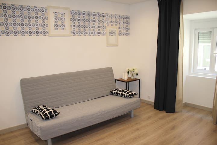Cosy apartment in Lisbon's heart