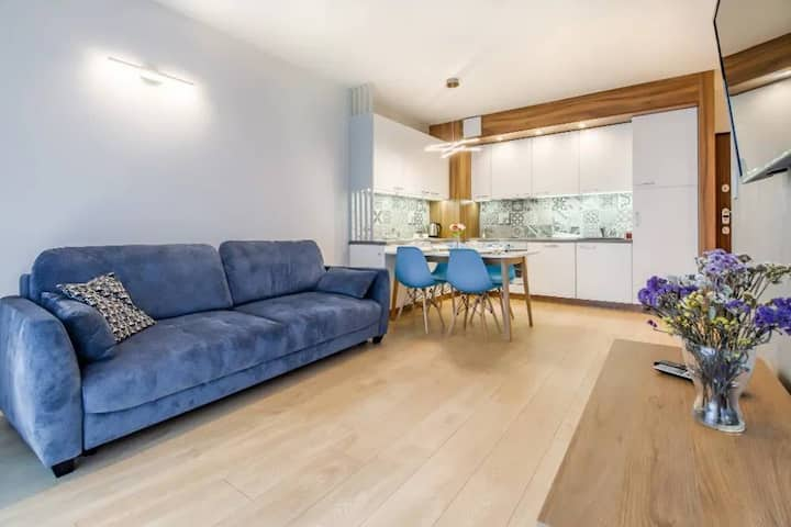 Comfortable And Bright Apartment- Old Town