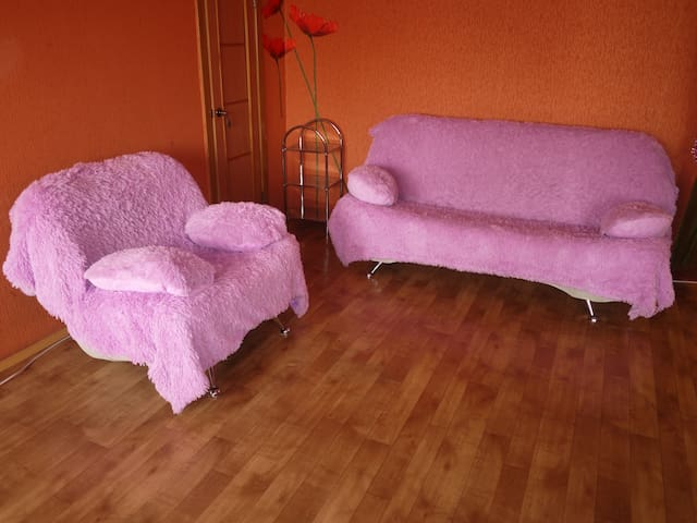 Бюджетная двушка. - Chelyabinsk - Apartmen