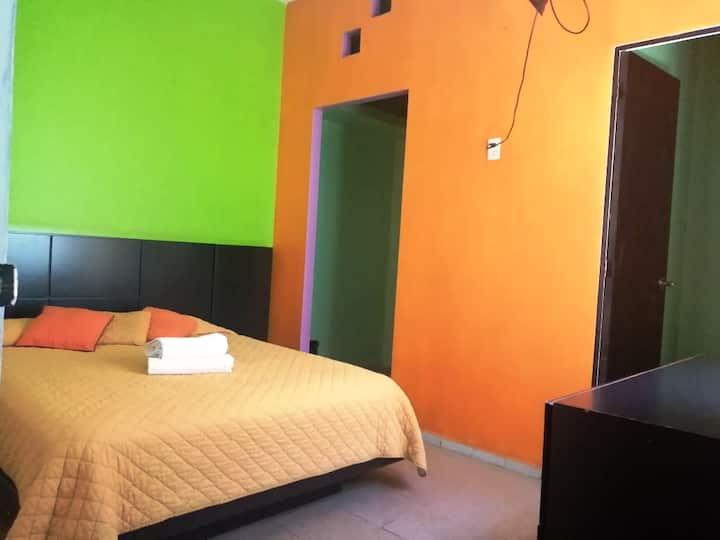 Hotel Amigo Suites,  CDMX, 1 Cama matrimonial