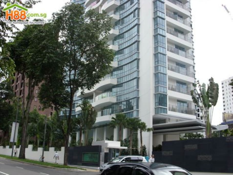 Downtown luxury private room w on suite bathroom for Chambre de commerce singapore