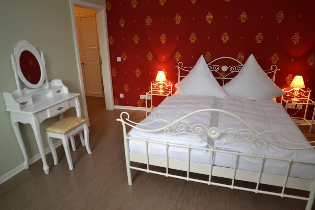 Schlafzimmer: 2 Personen - Johanna
