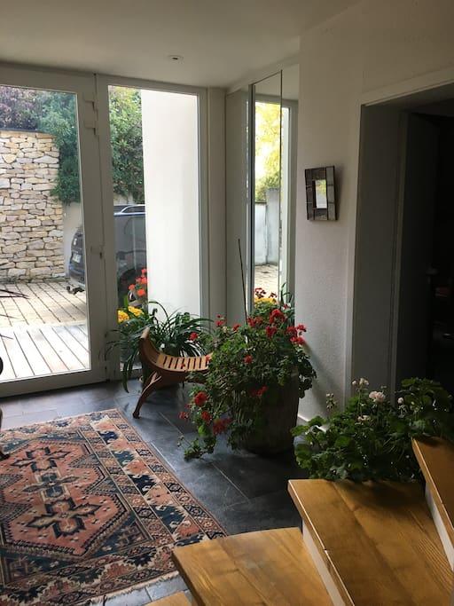 Deux chambres mulhouse brunstatt didenheim maisons for Chambre hote mulhouse