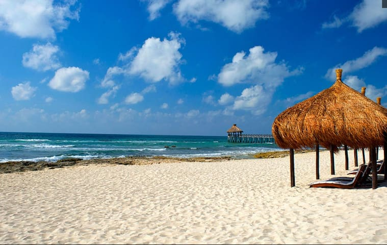 Luxurious paradise resort with magnificent beaches on the Caribbean