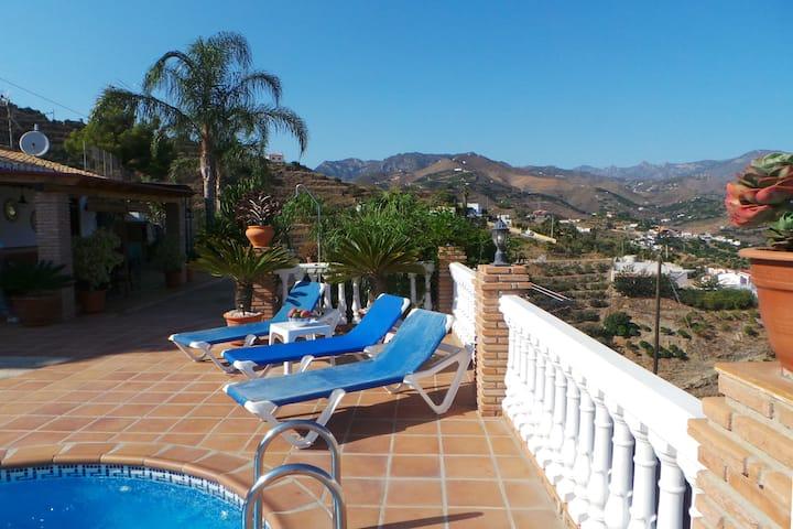Amazing views on the Costa Tropical, Villa Adelfa