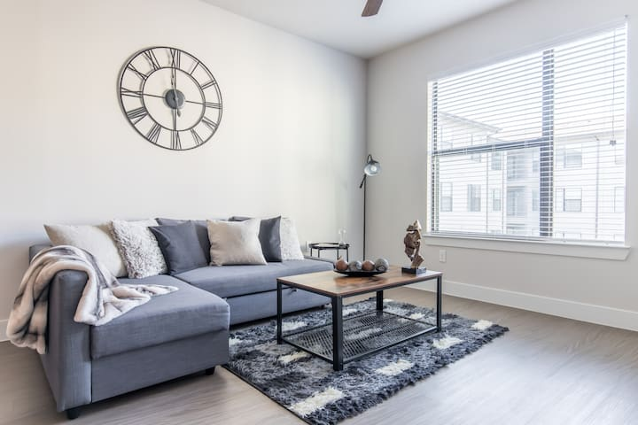 Quiet Home in Beautiful Dallas 6 Min from AACenter