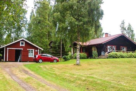 Large log cabin Siljansnäs - Leksand NV - 小木屋