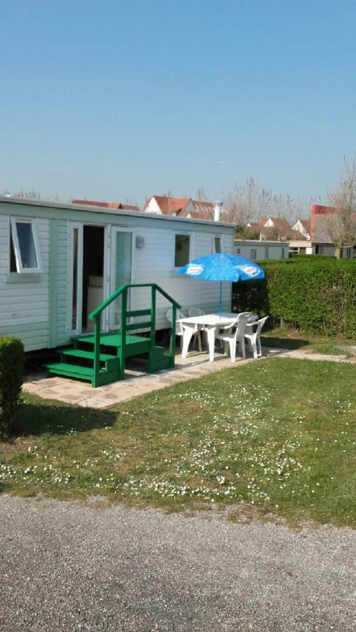 Mobil Home Le Jardin D'isis