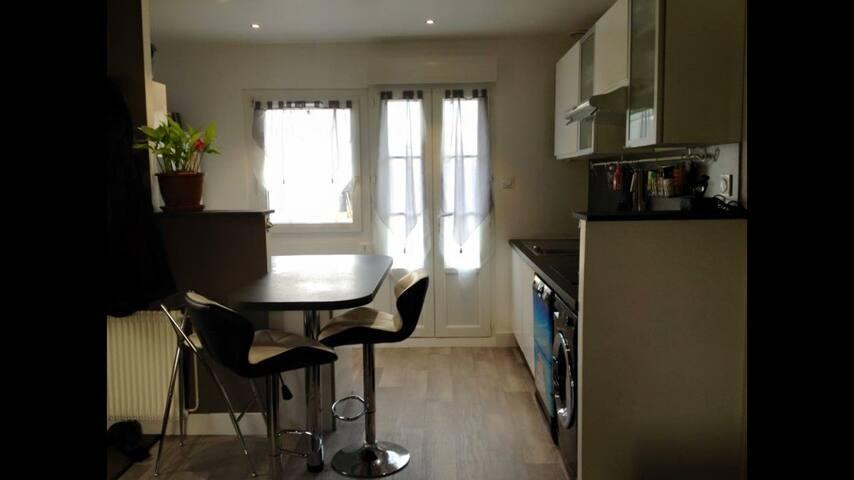 Chambres dans maison au calme - Saint-Jean-de-Braye - Rumah