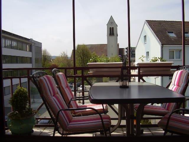 Schöne und zentral gelegene Wohnung in Rheinfelden - Rheinfelden (Baden) - Apartment