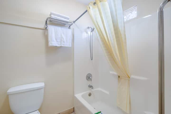 Safe & secure motel for overnight stay in Blythe