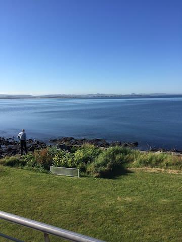 Beautiful Seaview in Reykjavik area - Seltjarnarnes - Huoneisto