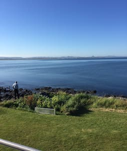 Beautiful Seaview in Reykjavik area - Seltjarnarnes - Apartment