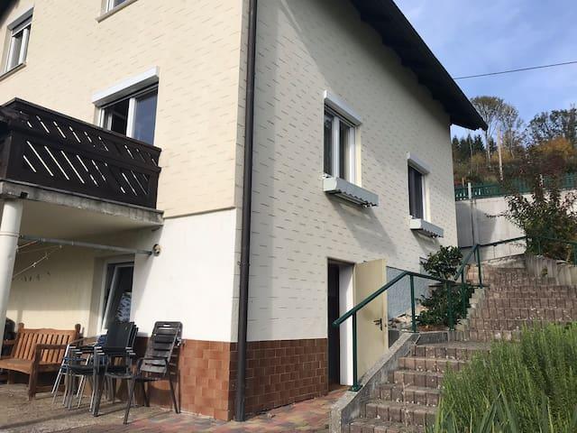 Einfamilienhaus vor den Toren von Linz