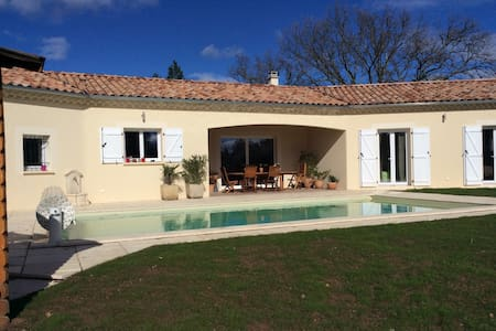 Villa with all modern cons in South Ardeche - Payzac - Talo