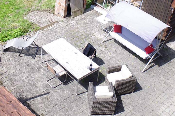 Ruhe und Relax mit viel Sonne und Fernsicht - Bauma - Casa