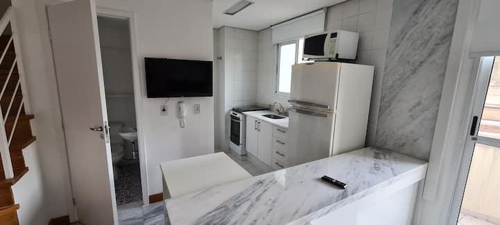 Loft Duplex no coração do Itaim Bibi