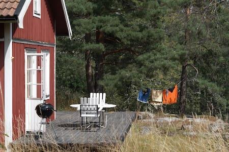 Sommaridyll i Småland