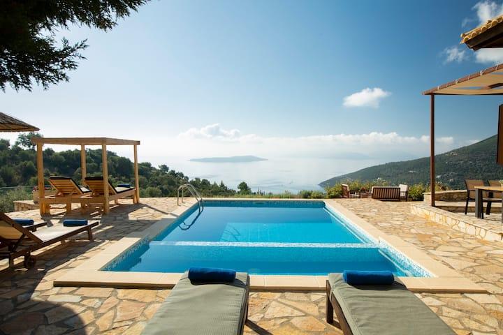Ionian View Villas , Villa Dias
