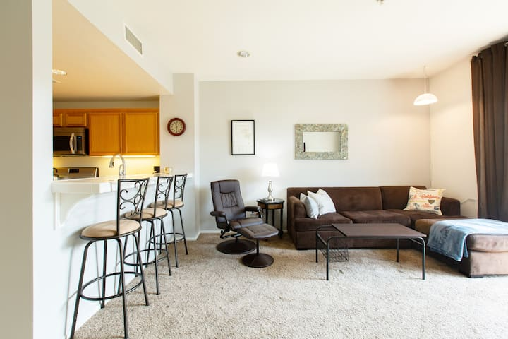 Lovely one bedroom in amazing Playa Vista